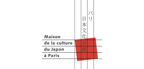 The logo of the Japan Cultural Center of Paris
