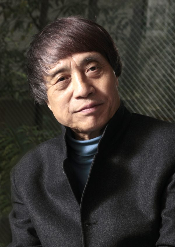 Photograph of Ando Tadao
