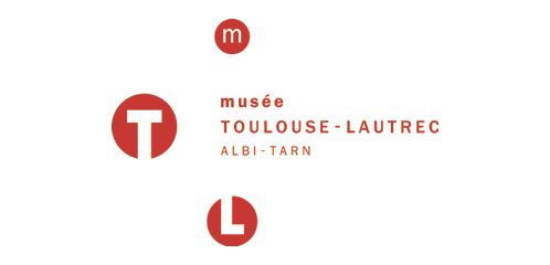 Logo of the Toulouse-Lautrec Museum of Art