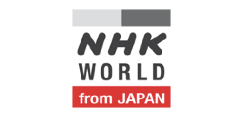 nhk world のロゴ