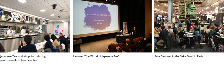 Fusing the Rich Cuisine of Japan with the Lifestyle Culture